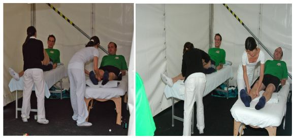 Event Sport Massage